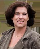 Ariane Zwarts, fractievoorzitter van Gemeentebelang